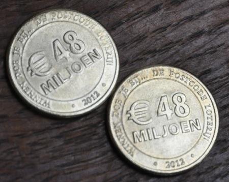 45miljoen